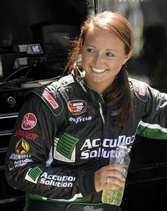 Kenzie Ruston: Danica Patrick Needs to Succeed So Other Girls Can Succeed