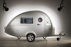 Own a T@B camper (the only caravan I would ever want to own)
