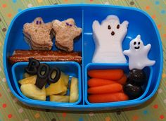 Cookie Cutter Lunch: Happy BOO-day