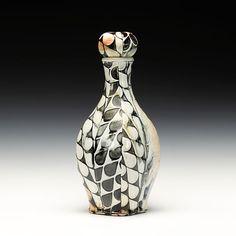 Schaller Gallery   David W. Bolton   Bourbon Bottle