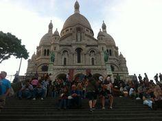 Sacré Coeur Basilica - #Paris