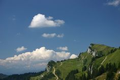Mt. Brauneck. Bavarian Alps.