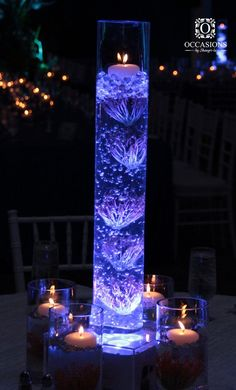 Underwater Themed Centerpiece | Occasions by Shangri-La