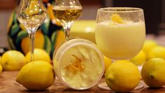 Mousse au citron - citron fromage (recipe in Danish) Delicious Desserts, Dessert Recipes, Norwegian Food, Danish Food, Cheat Meal, Eat Smart, Eat Dessert First, Lemon Lime, Food For Thought
