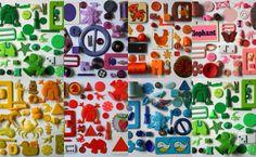 Colour Collages