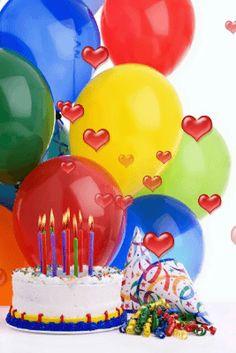 feliz cumpleaños!!!!!!!!!!!!!!! que te la pases de lo mejor, te mando un abrazo gigante  dtb