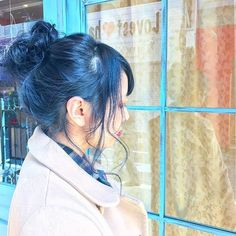 2016/11/20 04:45:53 mayon_mayo ゆりさんnewhairオシャレなネイビーグレーのダークトーンカラーおだんごアレンジでさらに可愛くオシャレにゆりさんいつもありがとうございます✨✨#カラー#ヘアー#ヘアカラー#ネイビー#ヘアカタログ#ヘアカタ#ヘアサロン#美容室#ヘアケア#ビューティー#美容#女子力#グレー#ブルー#ヘアアレンジ#hair#color#swag#instasize#instabeauty#haircolor#navy#hairarrange#girl#beauty#hairmake#arrangement #fashion# Doll hair 【ドールヘアー】 #美容