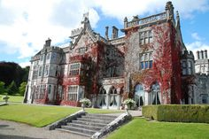 Adare Manor, Limerick, Ireland - Stayed there...loved it!!
