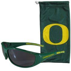 Oregon Ducks Sunglass and Bag Set