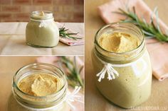 Home made mustard with fresh herbs   Print Prep time 5 mins Total time 5 mins   Author: TalesofaKitchen Serves: 1.5 cups Ingredien...