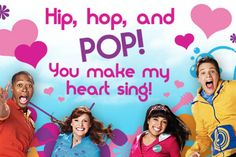 If you love someone, shout it out! Print this Fresh Beat Valentine's Day card for your little rockstar.