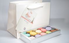 Annabella Patisserie Macarons Product Catalogue, Macarons, Goodies, Sweet Like Candy, Macaroons, Sweets