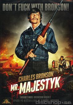 Watermelon farmer Vince Majestyk (Charles Bronson) goes after the Mob, when they try to strong arm him to use their melon picking crew. Film Fr, Bon Film, Film Movie, Western Film, Western Movies, Le Roi Lion Film, Actor Charles Bronson, Old Film Posters, Elmore Leonard