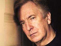 Find images and videos about hp, snape and severus snape on We Heart It - the app to get lost in what you love. Uk Actors, Actors & Actresses, British Actors, Perfect Man, A Good Man, Alan Rickman Always, Alan Rickman Severus Snape, Gorgeous Men, Beautiful People