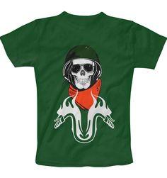 Bikerrrrr GUY...!!! T-Shirt