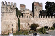 Castillo de San Marcos, El Puerto de Santa Maria, Cádiz, España   Detalles del monumento