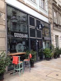 GoodBar in the 5th district in Budapest - iPhone photo by Dragan Tapshanov