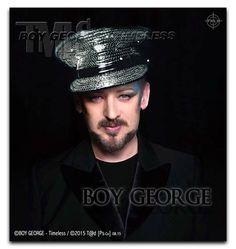 BOY GEORGE - 2014 - Photo: ? / Montage: ©Août 2015 T@d [Ps-Co] - MOW.factory Docs ------------------------------------------------------------------------- #BoyGeorge #Tad #MOWfactory #BOYGEORGETimeless #CultureClub #TMLS #MOW #Timeless #ODowd #GeorgeAlanODowd