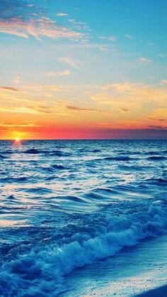 Beautiful Beach Ocean Water HD Wallpaper Download awesome Nice