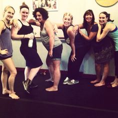 Z is for Zest- for life and for dance. It is easy for us to keep it fun- we love what we do!