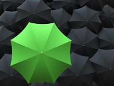 ☂ ....green