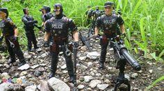 Police man Police toys Police gun Toys for children