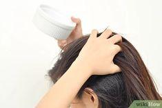 Image titled Lighten Hair Naturally With Honey Step 2 Lighten Hair Naturally, How To Lighten Hair, Hair Dandruff, Best Hair Oil, Oil For Hair Loss, Diy Hair Mask, Hair Masks, Hair Restoration, Shiny Hair
