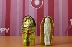 How to Make an Egyptian Mummy -