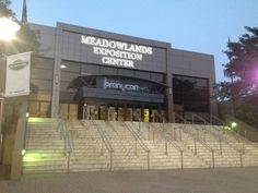 Meadowlands Exposition Center in Secaucus, NJ