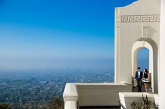 Griffith Observatory Engagement Session  #engagement #losangeles  Photo by Brandon Wong Photography