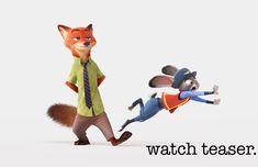 Arte y Animación: 'Zootopia' Character Animation - Animation Supervi...