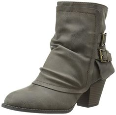 sugar Trust Me Women's Ankle ... Boots