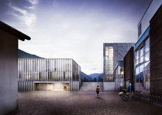 Galería - ETB Studio, segundo lugar por propuesta para futura escuela de música en Italia - 4
