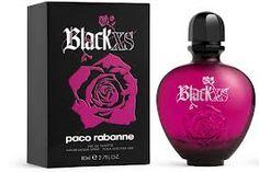 Black Xs - hajuvesi. Näitä on ainakin kahta erilaista, vain juuri tämä on se mistä tykkään. :)