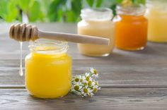 honey in glass by katery on @creativemarket