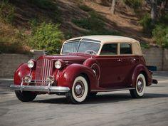 1939 Packard Twelve Touring