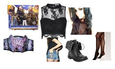 Sister Abigail (wyatt family) by jordainxqueen on Polyvore featuring Glamorous, Vince Camuto, Hazmat Design, WWE, HeelPaige and paige Wwe Outfits, Wwe Stuff, Vince Camuto, Sisters, Glamour, Shoe Bag, Polyvore, Stuff To Buy, How To Wear