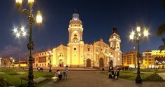 The Basilica Cathedral of Lima | Peru