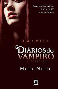 Meia-Noite - é o sétimo livro da linda saga Diários do Vampiro.