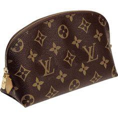 491b31bdf Louis Vuitton Cosmetic Pouch Monogram Canvas M47515 Billeteras, Bolsas,  Carteras Y Bolsos, Carteras
