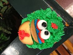 Fanatic cupcake
