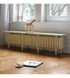 Charleston Relax Bench Radiator, 455 x 800mm
