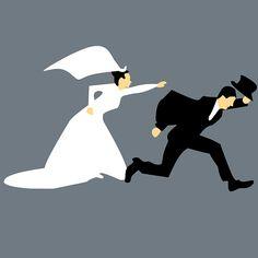 Escape, Marriage, Men, Woman, Marry