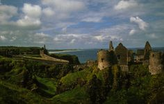 Dunluce Castle - Irlanda del Nord
