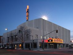 Martin Woldson Theater at the FOX - Spokane, Washington