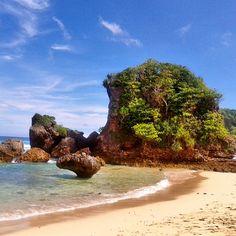 Gua cina - Malang #beach