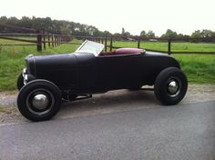 Ford Model A Roadster 1929 Hot Rod traditional Flathead V8 | The H.A.M.B.