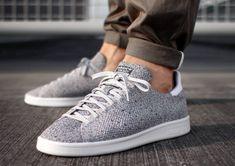 Chubster favourite ! - Coup de cœur du Chubster ! - shoes for men - chaussures pour homme - Adidas Stan Smith Primeknit « Light Solid Grey » post image