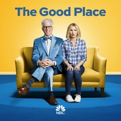 Trailer, clip, images and poster for the comedy series THE GOOD PLACE starring Kristen Bell and Ted Danson. Kristen Bell, Love Quotes Funny, Funny Love, Series Movies, Movies And Tv Shows, Best Tv Shows, Favorite Tv Shows, Films Netflix, Ted
