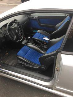 Opel Astra G Coupé Linea Blue